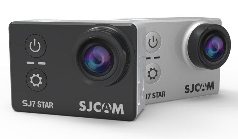 Soutěž o kameru SJCam SJ7 Star