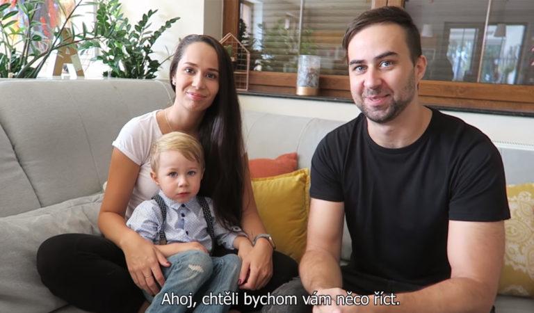 Erik z ViralBrothers bude mít 2 dítě!