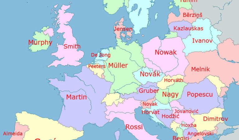 Důležité mapy, které vás ve škole nenaučí