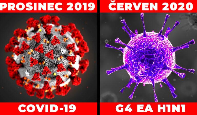 V Číně se objevil nový typ viru! Je horší než COVID-19?